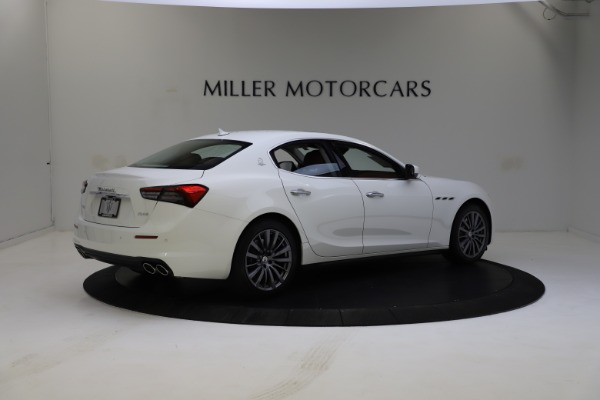 New 2021 Maserati Ghibli S Q4 for sale Sold at Bentley Greenwich in Greenwich CT 06830 8