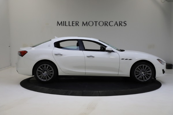 New 2021 Maserati Ghibli S Q4 for sale Sold at Bentley Greenwich in Greenwich CT 06830 9