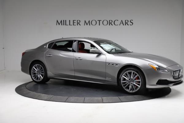 New 2021 Maserati Quattroporte S Q4 GranLusso for sale $122,435 at Bentley Greenwich in Greenwich CT 06830 10