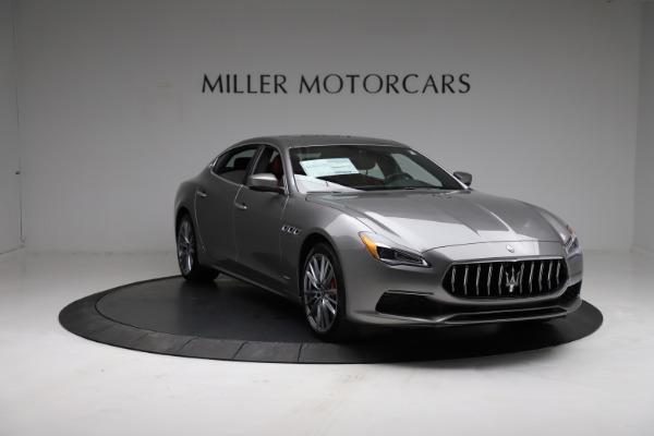New 2021 Maserati Quattroporte S Q4 GranLusso for sale $122,435 at Bentley Greenwich in Greenwich CT 06830 11