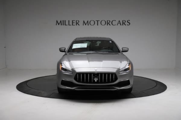 New 2021 Maserati Quattroporte S Q4 GranLusso for sale $122,435 at Bentley Greenwich in Greenwich CT 06830 12