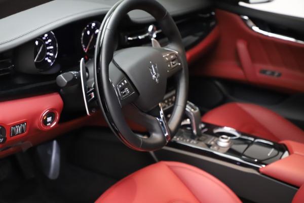 New 2021 Maserati Quattroporte S Q4 GranLusso for sale $122,435 at Bentley Greenwich in Greenwich CT 06830 13