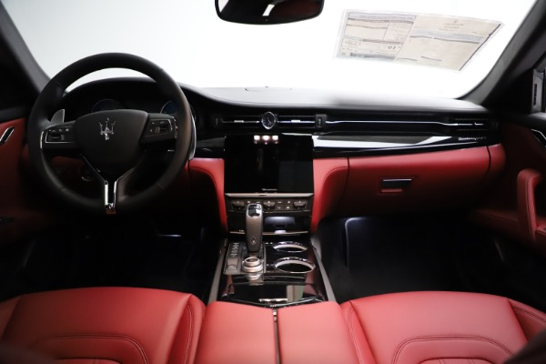 New 2021 Maserati Quattroporte S Q4 GranLusso for sale $122,435 at Bentley Greenwich in Greenwich CT 06830 16