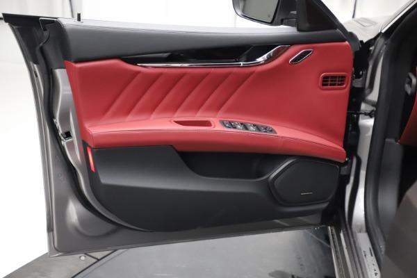 New 2021 Maserati Quattroporte S Q4 GranLusso for sale $122,435 at Bentley Greenwich in Greenwich CT 06830 17