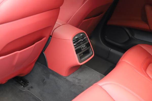 New 2021 Maserati Quattroporte S Q4 GranLusso for sale $122,435 at Bentley Greenwich in Greenwich CT 06830 19