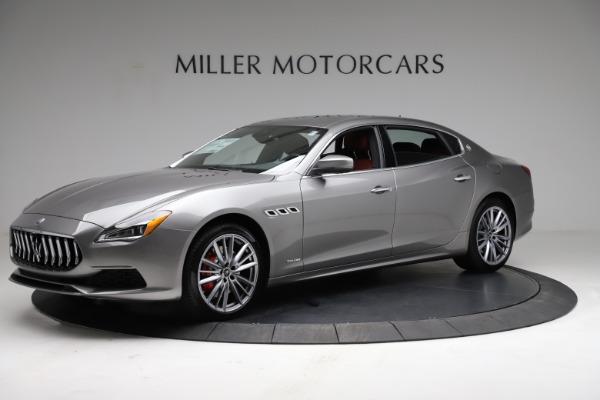 New 2021 Maserati Quattroporte S Q4 GranLusso for sale $122,435 at Bentley Greenwich in Greenwich CT 06830 2