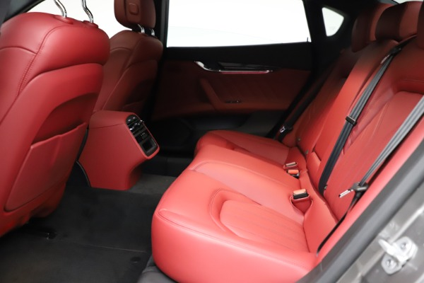 New 2021 Maserati Quattroporte S Q4 GranLusso for sale $122,435 at Bentley Greenwich in Greenwich CT 06830 20