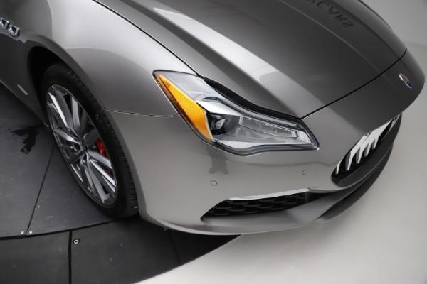 New 2021 Maserati Quattroporte S Q4 GranLusso for sale $122,435 at Bentley Greenwich in Greenwich CT 06830 25