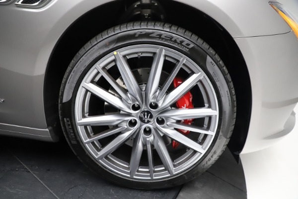 New 2021 Maserati Quattroporte S Q4 GranLusso for sale $122,435 at Bentley Greenwich in Greenwich CT 06830 26