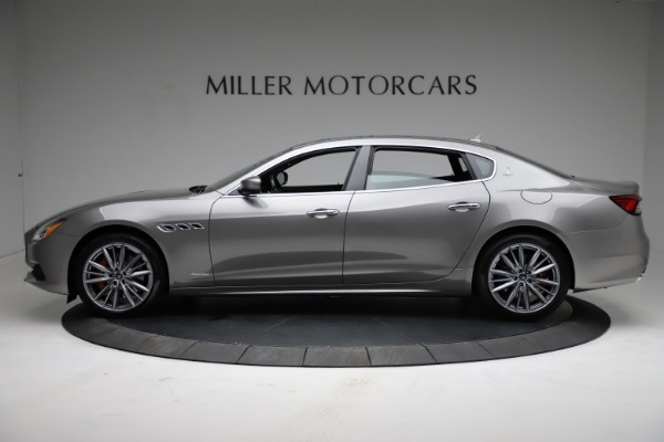 New 2021 Maserati Quattroporte S Q4 GranLusso for sale $122,435 at Bentley Greenwich in Greenwich CT 06830 3