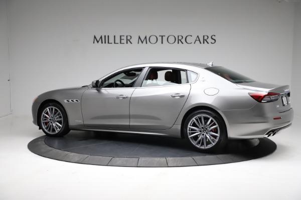 New 2021 Maserati Quattroporte S Q4 GranLusso for sale $122,435 at Bentley Greenwich in Greenwich CT 06830 4