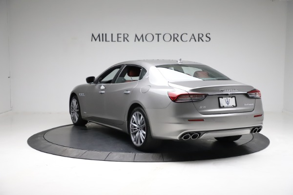 New 2021 Maserati Quattroporte S Q4 GranLusso for sale $122,435 at Bentley Greenwich in Greenwich CT 06830 5