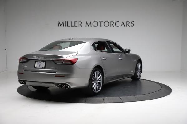 New 2021 Maserati Quattroporte S Q4 GranLusso for sale $122,435 at Bentley Greenwich in Greenwich CT 06830 7