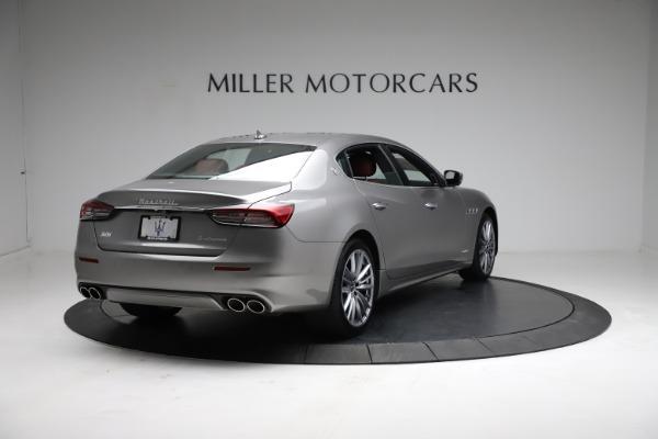 New 2021 Maserati Quattroporte S Q4 GranLusso for sale $122,435 at Bentley Greenwich in Greenwich CT 06830 8