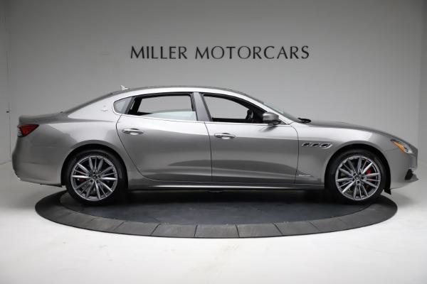New 2021 Maserati Quattroporte S Q4 GranLusso for sale $122,435 at Bentley Greenwich in Greenwich CT 06830 9