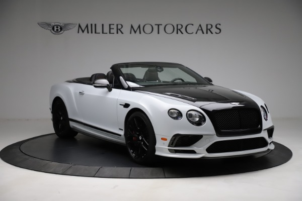 Used 2018 Bentley Continental GT Supersports for sale $209,900 at Bentley Greenwich in Greenwich CT 06830 11