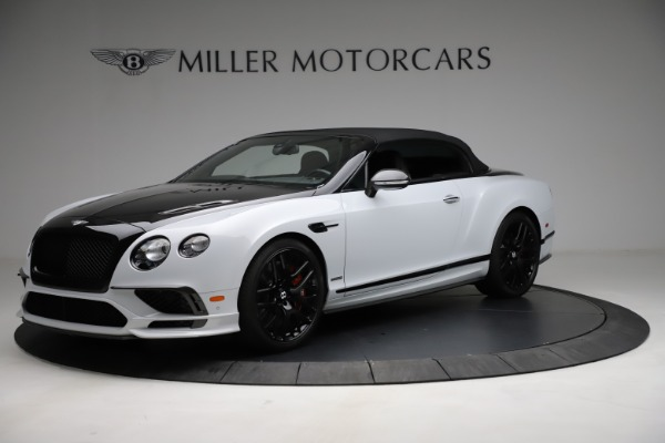 Used 2018 Bentley Continental GT Supersports for sale $209,900 at Bentley Greenwich in Greenwich CT 06830 13