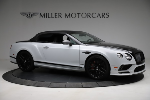 Used 2018 Bentley Continental GT Supersports for sale $209,900 at Bentley Greenwich in Greenwich CT 06830 17