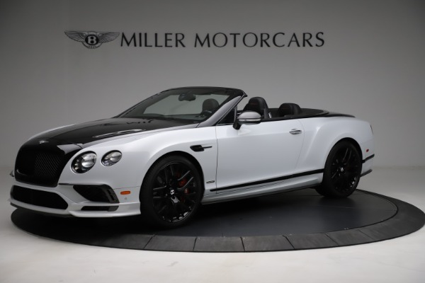 Used 2018 Bentley Continental GT Supersports for sale $209,900 at Bentley Greenwich in Greenwich CT 06830 2