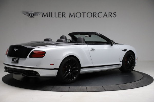 Used 2018 Bentley Continental GT Supersports for sale $209,900 at Bentley Greenwich in Greenwich CT 06830 8