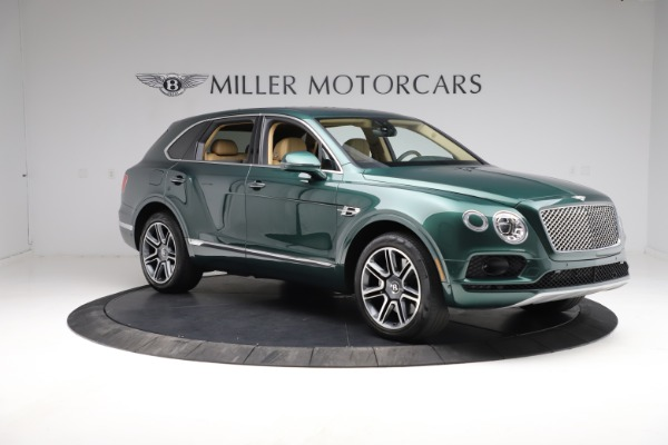 Used 2018 Bentley Bentayga W12 Signature for sale $159,900 at Bentley Greenwich in Greenwich CT 06830 11