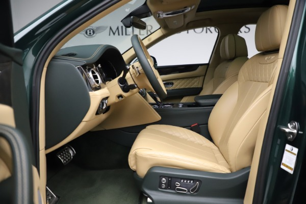 Used 2018 Bentley Bentayga W12 Signature for sale $159,900 at Bentley Greenwich in Greenwich CT 06830 17