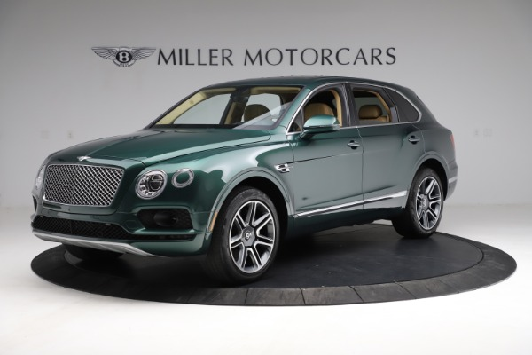 Used 2018 Bentley Bentayga W12 Signature for sale $159,900 at Bentley Greenwich in Greenwich CT 06830 2