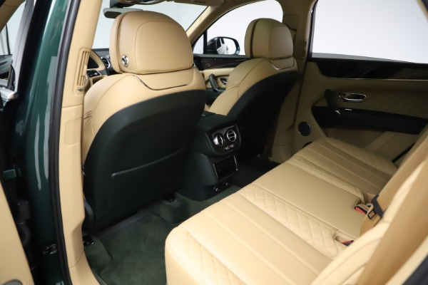 Used 2018 Bentley Bentayga W12 Signature for sale $159,900 at Bentley Greenwich in Greenwich CT 06830 20