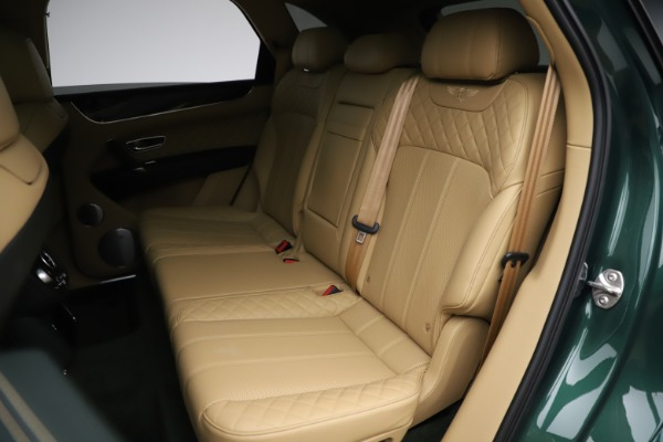 Used 2018 Bentley Bentayga W12 Signature for sale $159,900 at Bentley Greenwich in Greenwich CT 06830 22