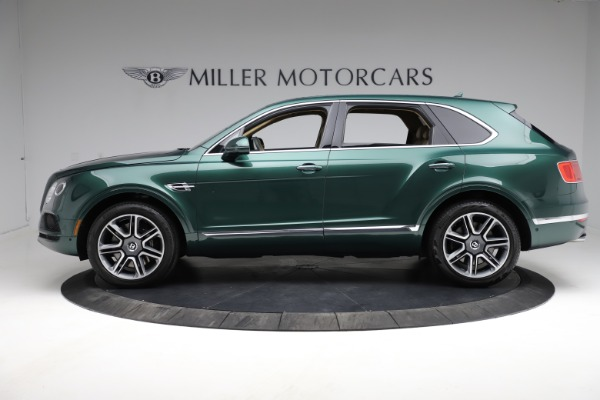 Used 2018 Bentley Bentayga W12 Signature for sale $159,900 at Bentley Greenwich in Greenwich CT 06830 3