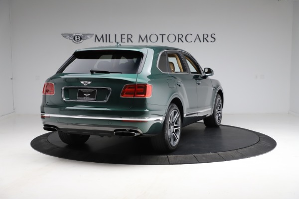 Used 2018 Bentley Bentayga W12 Signature for sale $159,900 at Bentley Greenwich in Greenwich CT 06830 7