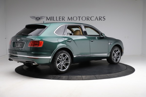 Used 2018 Bentley Bentayga W12 Signature for sale $159,900 at Bentley Greenwich in Greenwich CT 06830 8