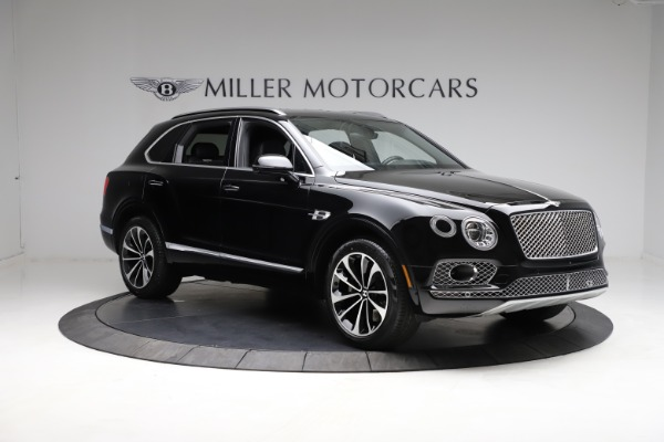 Used 2018 Bentley Bentayga W12 Signature for sale $153,900 at Bentley Greenwich in Greenwich CT 06830 12