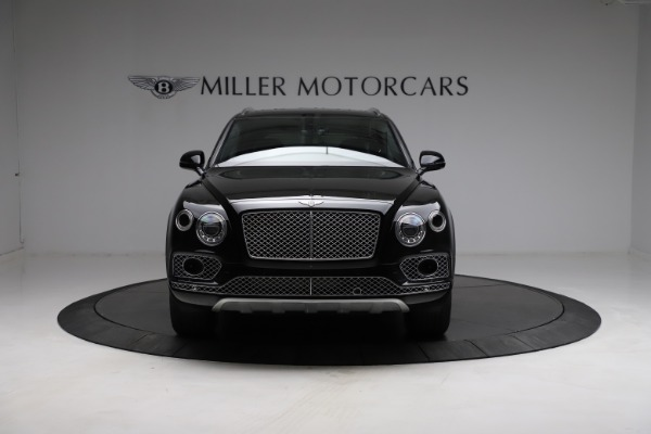 Used 2018 Bentley Bentayga W12 Signature for sale $153,900 at Bentley Greenwich in Greenwich CT 06830 13