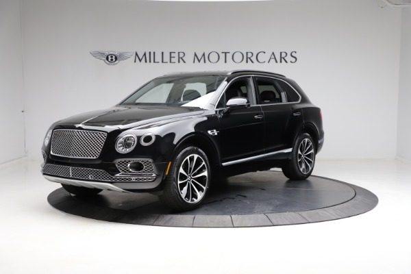 Used 2018 Bentley Bentayga W12 Signature for sale $153,900 at Bentley Greenwich in Greenwich CT 06830 2