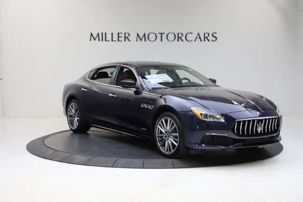 New 2021 Maserati Quattroporte S Q4 GranLusso for sale $123,549 at Bentley Greenwich in Greenwich CT 06830 10