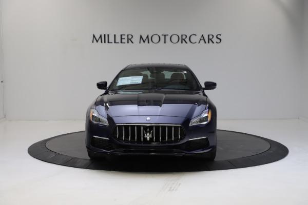 New 2021 Maserati Quattroporte S Q4 GranLusso for sale $123,549 at Bentley Greenwich in Greenwich CT 06830 11