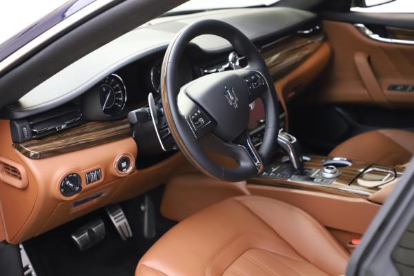 New 2021 Maserati Quattroporte S Q4 GranLusso for sale $123,549 at Bentley Greenwich in Greenwich CT 06830 12