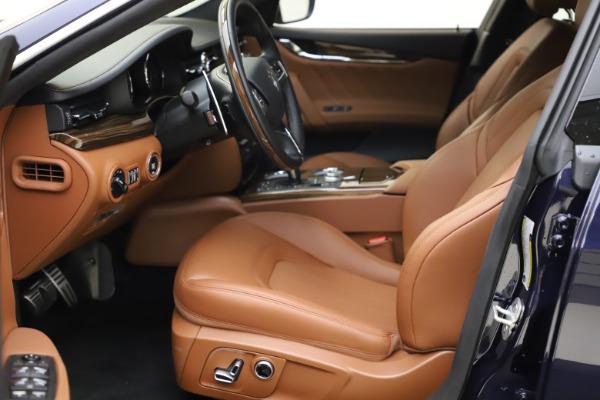 New 2021 Maserati Quattroporte S Q4 GranLusso for sale $123,549 at Bentley Greenwich in Greenwich CT 06830 13