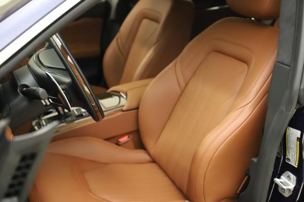 New 2021 Maserati Quattroporte S Q4 GranLusso for sale $123,549 at Bentley Greenwich in Greenwich CT 06830 14