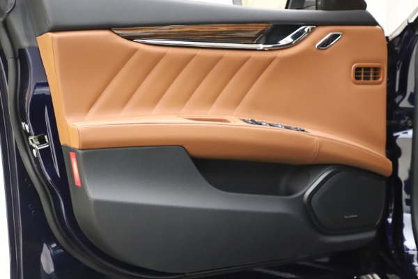 New 2021 Maserati Quattroporte S Q4 GranLusso for sale $123,549 at Bentley Greenwich in Greenwich CT 06830 15