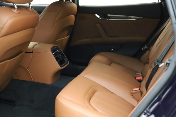New 2021 Maserati Quattroporte S Q4 GranLusso for sale $123,549 at Bentley Greenwich in Greenwich CT 06830 16