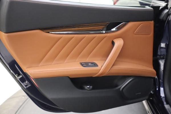 New 2021 Maserati Quattroporte S Q4 GranLusso for sale $123,549 at Bentley Greenwich in Greenwich CT 06830 18