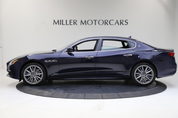 New 2021 Maserati Quattroporte S Q4 GranLusso for sale $123,549 at Bentley Greenwich in Greenwich CT 06830 2