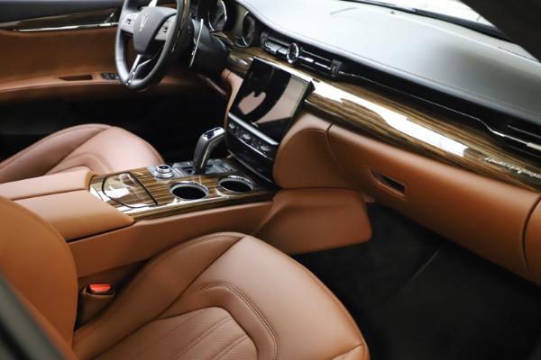 New 2021 Maserati Quattroporte S Q4 GranLusso for sale $123,549 at Bentley Greenwich in Greenwich CT 06830 20