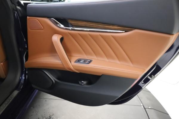New 2021 Maserati Quattroporte S Q4 GranLusso for sale $123,549 at Bentley Greenwich in Greenwich CT 06830 22