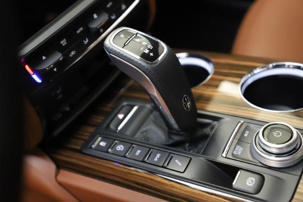 New 2021 Maserati Quattroporte S Q4 GranLusso for sale $123,549 at Bentley Greenwich in Greenwich CT 06830 23