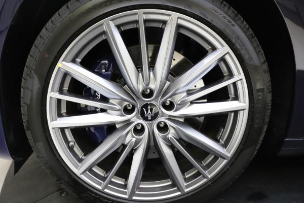 New 2021 Maserati Quattroporte S Q4 GranLusso for sale $123,549 at Bentley Greenwich in Greenwich CT 06830 24