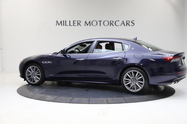 New 2021 Maserati Quattroporte S Q4 GranLusso for sale $123,549 at Bentley Greenwich in Greenwich CT 06830 3
