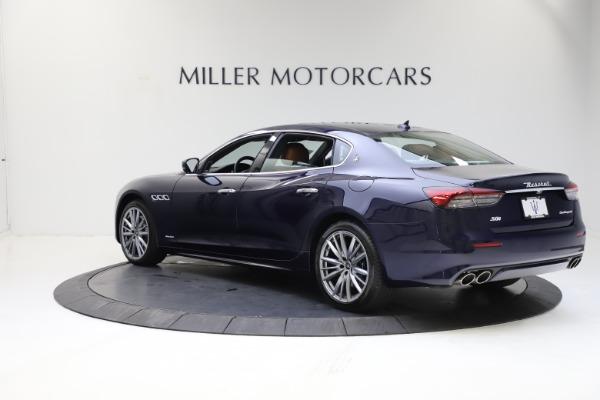 New 2021 Maserati Quattroporte S Q4 GranLusso for sale $123,549 at Bentley Greenwich in Greenwich CT 06830 4